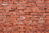 Naadloze bakstenen muur textuur — Stockfoto