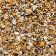 Sea sand texture — Stock Photo