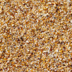 Sea sand texture, seamless — Stock Photo