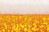 Seamless beer texture — Stock Photo
