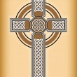Celtic cross — Image vectorielle