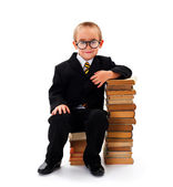 Wise Kid — Stock Photo