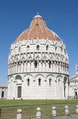 Piazza dei miracoli, Pisa, Italy — Stock Photo