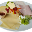 A Sumptuous German Breakfast — Stock Photo #31245609