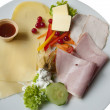 A Sumptuous German Breakfast — Stock Photo #31245617