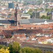 Wuerzburg Cityscape — Stock Photo