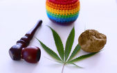 Cannabis — Stock Photo
