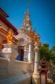 Templo — Foto de Stock
