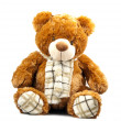 Teddy bear toy — Stockfoto