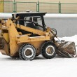 Removing snow — Stock Photo #18239351