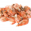 Frozen shrimps — Stock Photo #22835410