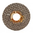 Stock Photo: Old abrasive disk