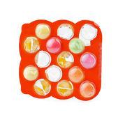 Pillole in blister — Foto Stock