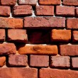 Red brick wall — Stock Photo #44301265