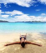 Beach — Foto de Stock
