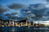 Hong kong — Foto Stock