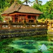 Tirta Empul Temple — Stock Photo