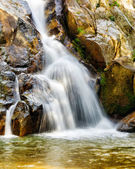 Hin Lad Waterfall. Koh Samui, Thailand — Stock Photo