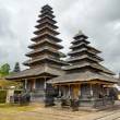 Traditional balinese architecture. The Pura Besakih temple — Stock Photo #31005467