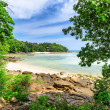 Tropical landscape. Phi-phi island, Thailand — Stock Photo #31386975
