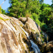 Hin Lad Waterfall. Koh Samui, Thailand — Stock Photo