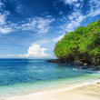 Stock Photo: Tropical beach. Padangbai, Bali, Indonesia
