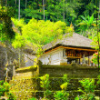 Stock Photo: Traditional balinese architecture