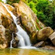 Hin Lad Waterfall. Koh Samui, Thailand — Stock Photo #31962469