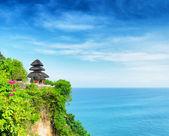 Uluwatu temple, Bali, Indonesia — Stock Photo