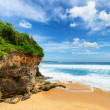 Coast of Bali Island, Indonesia — Stock Photo