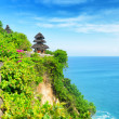 Uluwatu temple, Bali, Indonesia — Stock Photo