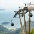 Cable car on Langkawi Island, Malaysia — Stock Photo