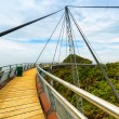 Langkawi Sky Bridge in Malaysia — Stock Photo #36013641