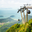 Cable car on Langkawi Island, Malaysia — Stock Photo #39330341