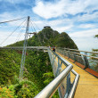 Langkawi Sky Bridge in Malaysia — Stock Photo #39330343