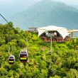 Cable car on Langkawi Island, Malaysia — Stock Photo #39330357