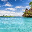 Stock Photo: Tropical seashore