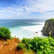 Stock Photo: Coast at Uluwatu temple, Bali, Indonesia