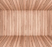 Empty wood Box background with Space — Stock Photo