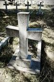 Begraafplaats — Stockfoto
