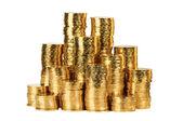 Monety — Zdjęcie stockowe