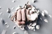 拳头 — 图库照片