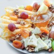 Cheeseplate - Stockfoto