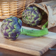 Artichoke — Stock Photo
