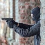 pistolet — Zdjęcie stockowe