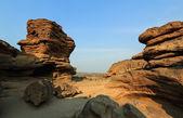 Landscape of sampanbok — Stock Photo