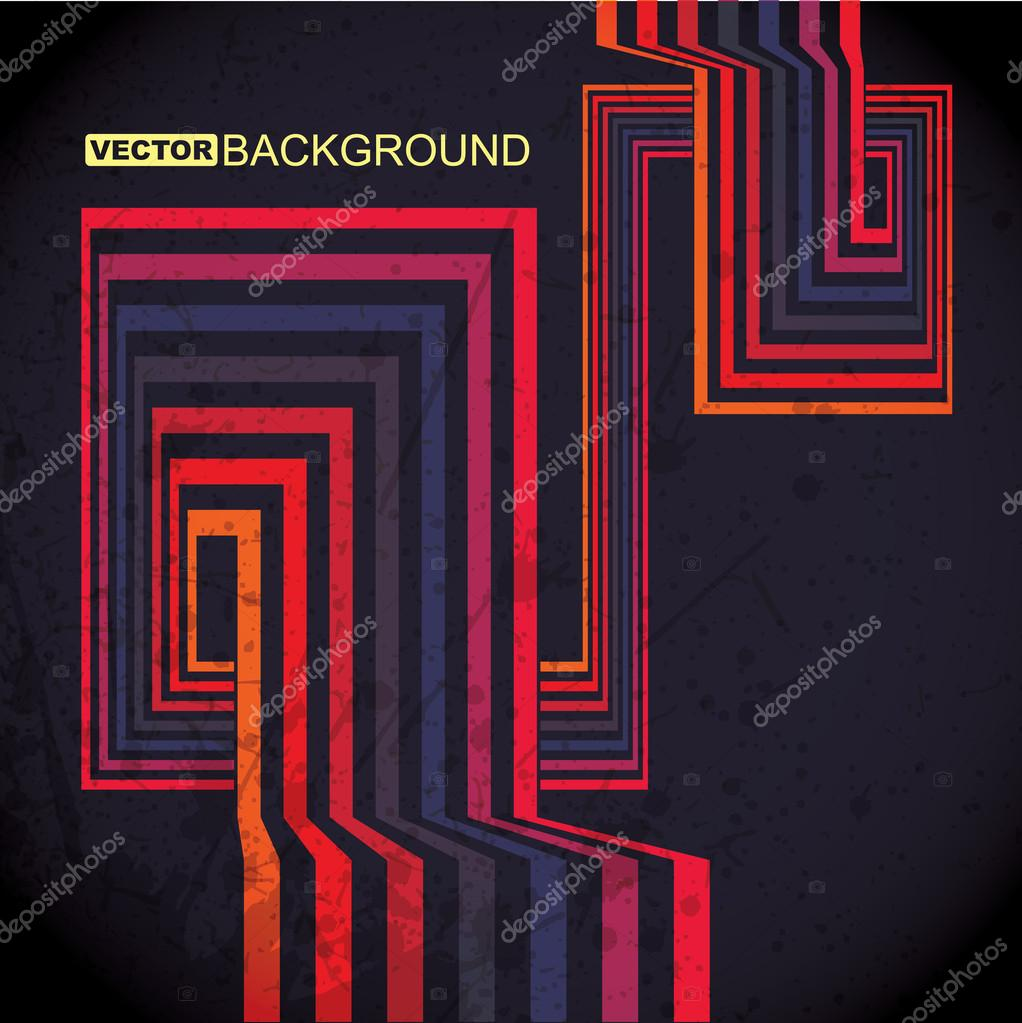 Abstract grunge background — Stock Vector #14364365
