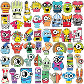 Monsters — Vector de stock
