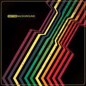 Retro grunge pozadí — Stock vektor