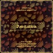 Floral invitation — Stock Vector #18137891